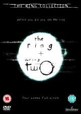 The Ring/Ring Two (DVD, 2005)