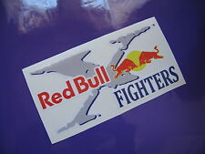 Red Bull X luchadores Pegatinas/Calcomanías X 2