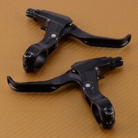 1par Aleación de aluminio Palanca de freno maneta para bicicleta BMX Bike
