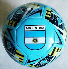 Argentina Team size 5 top Top Training soccer ball