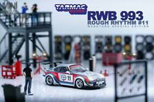 Tarmac Works 1:64 Porsche RWB RAUH-Welt 993 Rough Rhythm #11 Martini