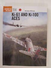 Osprey: Ki-61 and Ki-100 Aces - Aircraft of the Aces 114