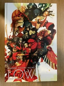 Low Book 1 HC by Rick Remender - 9781534302433