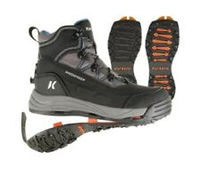 Korkers Women's Verglas Ridge W/ Snowtrac Icetrac Soles - Various Sizes and Col