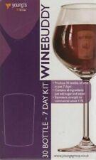 WineBuddy - Cabernet Sauvignon - 7 Day Wine Kit - 30 Bottles - homebrew - beer b