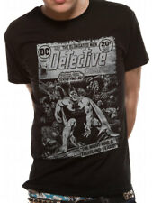 DC Comics Batman Black Mens Cotton T Shirt A Thousand Fears