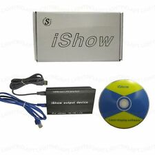 ILDA software I Show 3 Laser Lighting show Software & USB Interface (ILDA+RJ45)