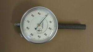 Dial Indicator Clock