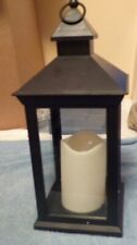 Lantern, Battery Operated, Candle Light-New