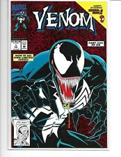 Marvel Venom Lethal Protector 6 Issue Mini Series All in Near Mint Plus 9.4 Hot!