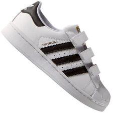 Scarpe bianchi larga per bambini dai 2 ai 16 anni