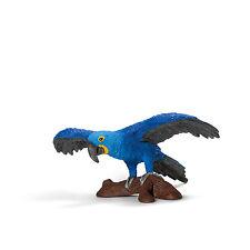 Q14) Schleich (14689) Ara Hyazinth-Ara Schleichtiere Schleichtier Papagei