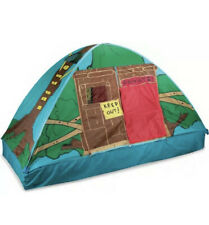 Pacific Play Tents Tree House Bed Tent Playhouse Twin Size
