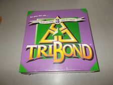 Patch 7333 TriBond 3 things in common clues 2 or more player board game new