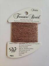 Rainbow Gallery Thread Petite Treasure Braid PB26 new cross stitch embroidery