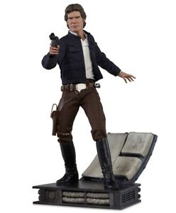 Han Solo Star Wars Premium Fomat Sideshow Collectibles Figure IN BOX LE #330/600