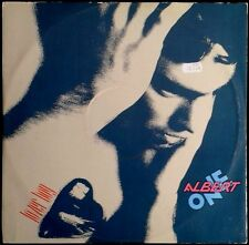 ALBERT ONE - Lover Boy - ITALY Maxi Single Time Records 1989 - TRD 1122 - 12""