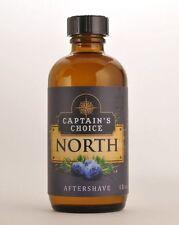 Captain's Choice Aftershave NORTH 4 oz. Pour After Shave Bottle NEW