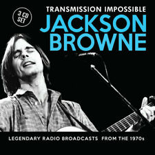 Jackson Browne - Transmission Impossible 3 X CD