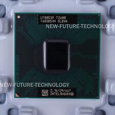 Intel Core Duo T2600 (LF80539GF0482M) SL8VN SL9JN CPU 667/2.16 GHz 100% Work