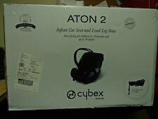 Cybex Aton 2 Infant Rear Facing Light Baby Car Seat Birth to 18 Months, Blue