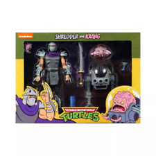 NECA Shredder and Krang Action Figure 7 inch Targets Exclusive