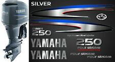 YAMAHA 250HP OUTBOARD MOTOR FOUR STROKE - REPLACEMENT DECAL COVER,  GRAPHICS KIT
