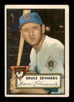 1952 Topps Set Break #224 Bruce Edwards VG *OBGcards*