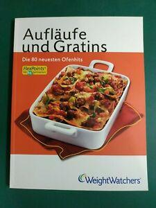 """Weight Watchers Kochbuch """"Aufläufe und Gratins"""" FlexPoints"""