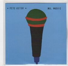 (GF436) Pete Astor, Mr Music - DJ CD