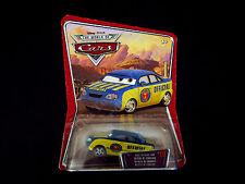 Disney Pixar Cars Race Official Tom, Mattel Die-cast World Of Cars Piston Cup