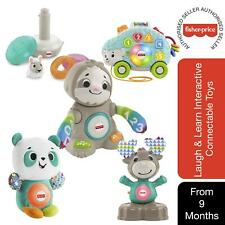 Fisher-Price Linkimals Interactive Toys Playset with Lights & Sounds