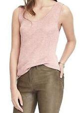 Maglie e camicie da donna senza maniche in seta taglia XL