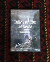 Dvd Tutte le mattine del mondo (Molto raro e fuori catalogo) Depardieu Corneau