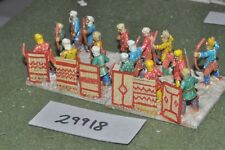 25mm classical / persian - heavy 16 figures - inf (29918)