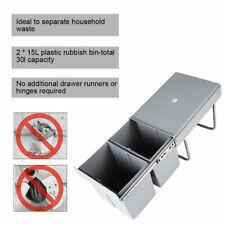 Abfalltrennsystem Küchen Einbau-...