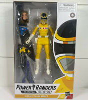 Power Rangers Lightning Collection In Space Yellow Ranger Hasbro Exclusive