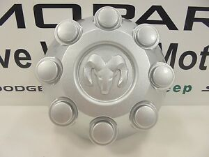 03-13 Dodge Ram 2500 3500 New Wheel Center Cap 17x7.5 Steel Mopar Factory Oem