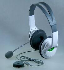 Headphone Headset Kopfhörer mit Mikrofon für XBOX 360 Live, 2,5mm