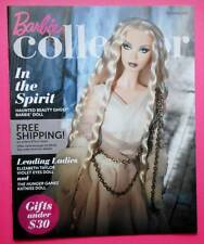 Barbie Collector Holiday 2012 Catalogue/Catalog~New