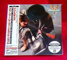 Stevie Ray Vaughan In Step MINI LP CD JAPAN EICP-1176