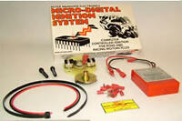 Boyer Micro Digital Ignition Kit - 12v Twins BSA, Triumph