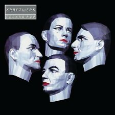 Kraftwerk Techno Pop vinyl LP NEW sealed