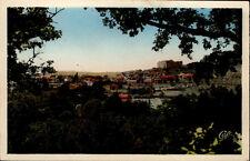Gréoux Frankreich CPA ~1950/60 vue générale Gesamtansicht mit Burg ungelaufen
