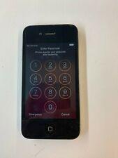 Apple iPhone 4s - 16GB - black locked