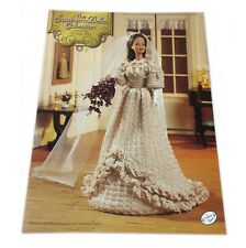 Annies Attic The Southern Belle Collection Doll Crochet Pattern Wedding Day