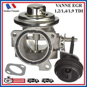 Vanne Valve EGR pour VW Golf 4 Passat Polo Touran 1.9 TDI 038129637B 045131501 C