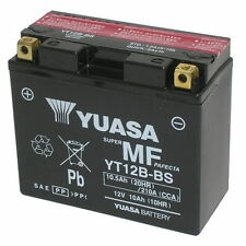 Batteria ORIGINALE Yuasa YT12B-BS Yamaha TDM 850 1996/2001