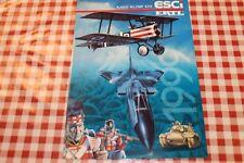 ESCI ERTL  plastic hobby kits Italy catalog catalogue 1999