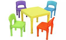 Nuevo conjunto de mesa y sillas multicolor en del Niño, Niños, Niño, muebles, jugar